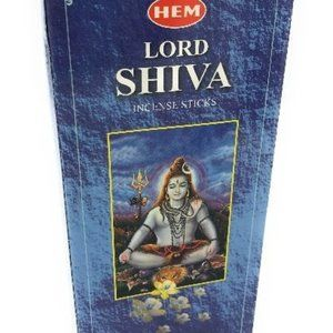 Incense Sticks Lord Shiva Cleansing